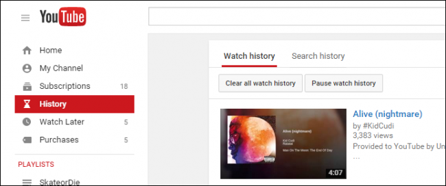How to Pause, Clear, and Delete Videos from Your YouTube History