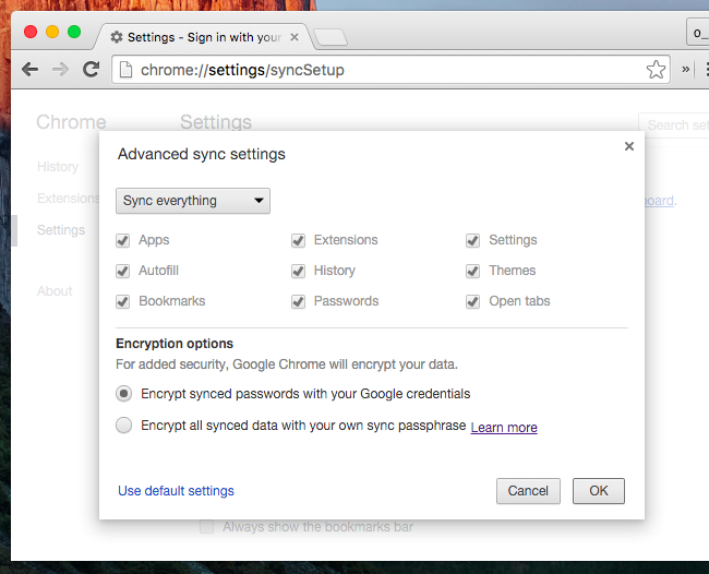 How to Use Google's Password Manager to Sync Your Passwords
