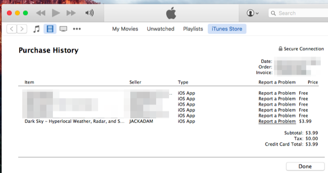 does itunes give refunds