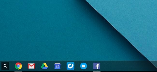 how to pin a website chrome os