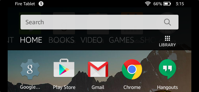 How to Install the Google Play Store on the Amazon Fire Tablet or