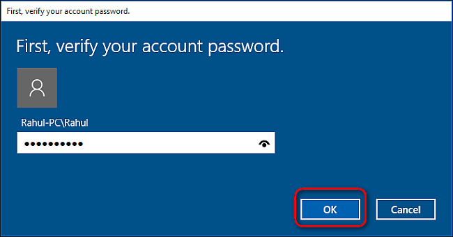 How to Add a PIN to Your Account in Windows 10