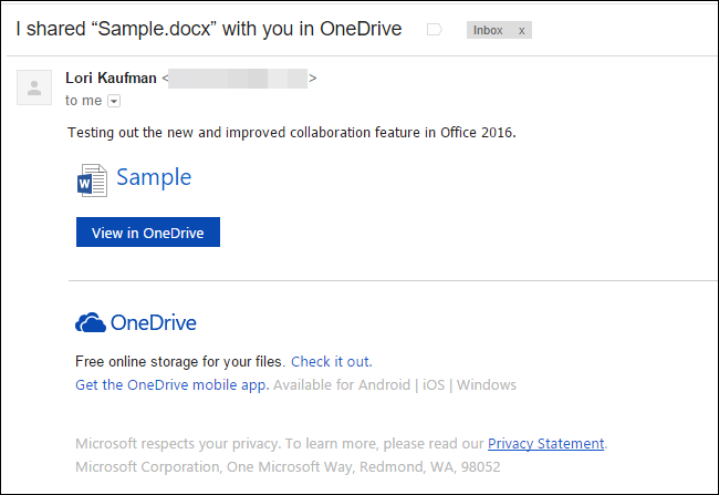 How to Collaborate on Documents in Real-Time in Office 2016