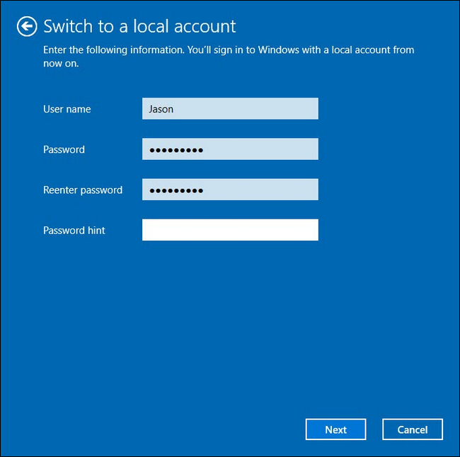 how to re  windows store