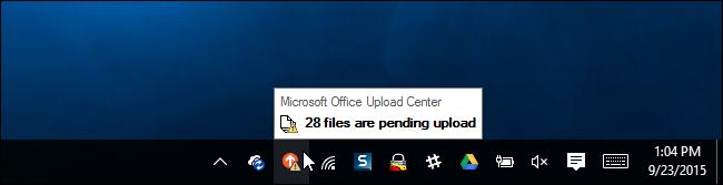 01_office_upload_icon_on_taskbar