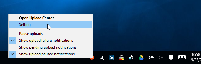 05_selecting_settings_office_upload_popup_menu