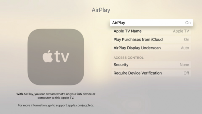 How to Set up and Use AirPlay on the New Apple TV - Tips