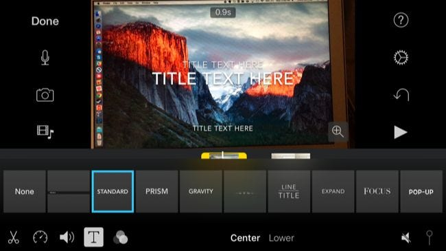 How to Make a Movie With iMovie on an iPhone or iPad