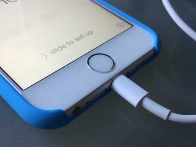 iphone 6 charge lightning cable