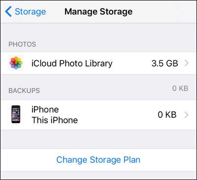 how to delete photos in icloud storage