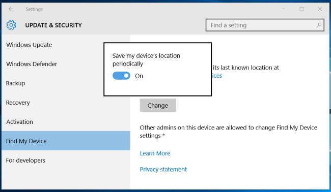 How to Track Your Windows 10 PC or Tablet If You Ever Lose It ilicomm Technology Solutions