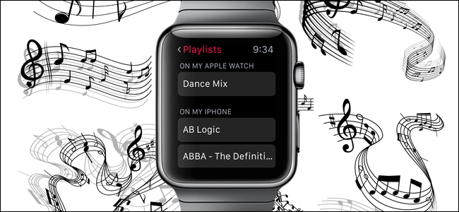 how to put music on apple watch