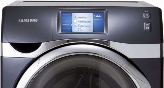 what is a smart washer and do i need one. Black Bedroom Furniture Sets. Home Design Ideas