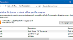 How to Change the Default PDF Reader in Windows 10