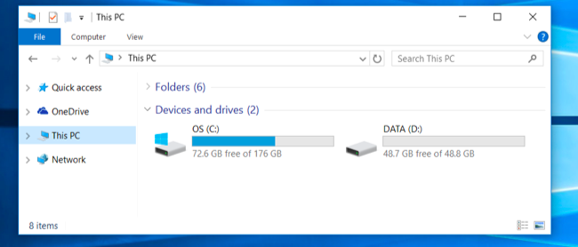 Reasons to Merge Partitions in Windows