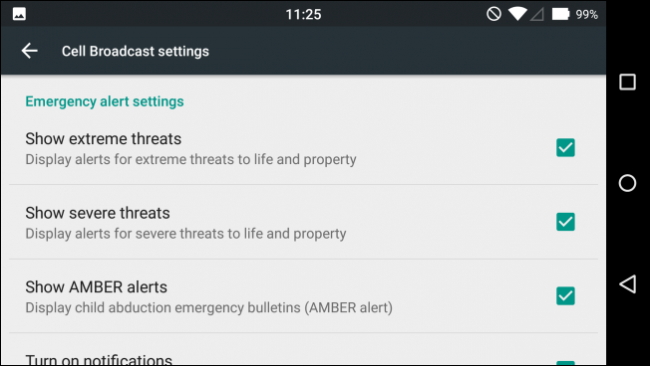 amber alert iphone sound how to disable emergency alerts on your smartphone 5345