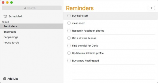 How to Use the Reminders App on Your Mac or iPhone and Never