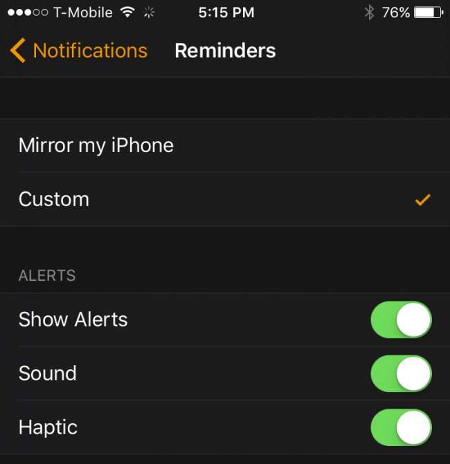 how to use the reminders app on your mac or iphone and never forget something again. Black Bedroom Furniture Sets. Home Design Ideas