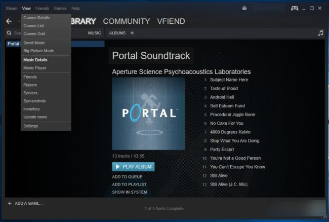 How to Add Your Music Library to Steam and Use the Steam