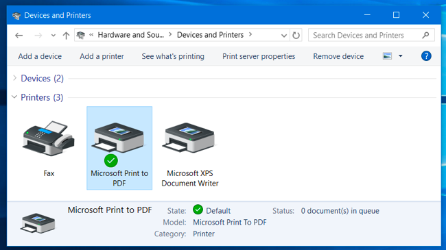 how to clear printer queue windows 8
