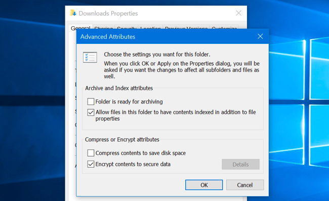 What's the Difference Between BitLocker and EFS (Encrypting File