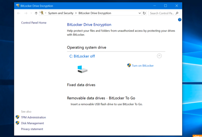 What's the Difference Between BitLocker and EFS (Encrypting