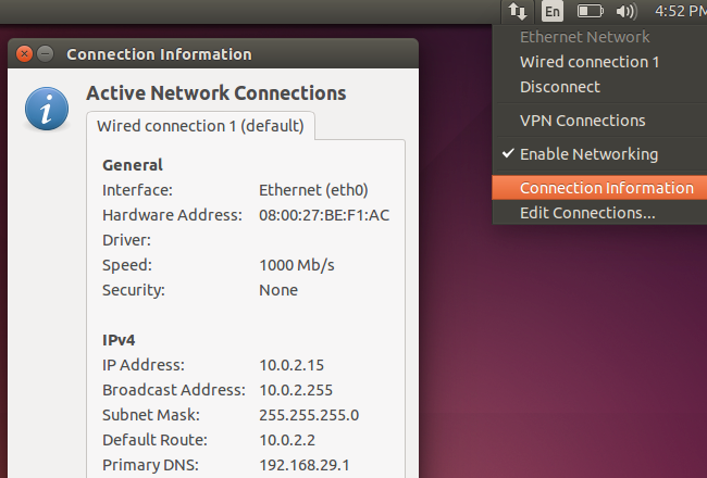 how to find my devices mac address