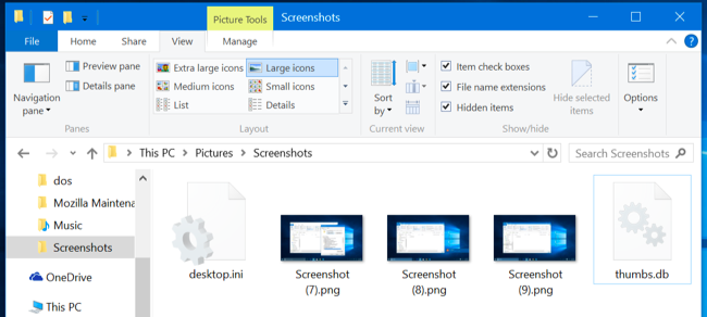 What Are the thumbs.db, desktop.ini, and .DS_Store Files?