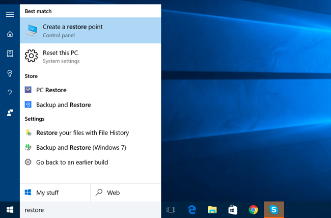 How to Enable System Restore (and Repair System Problems) on