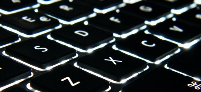 macbook keyboard