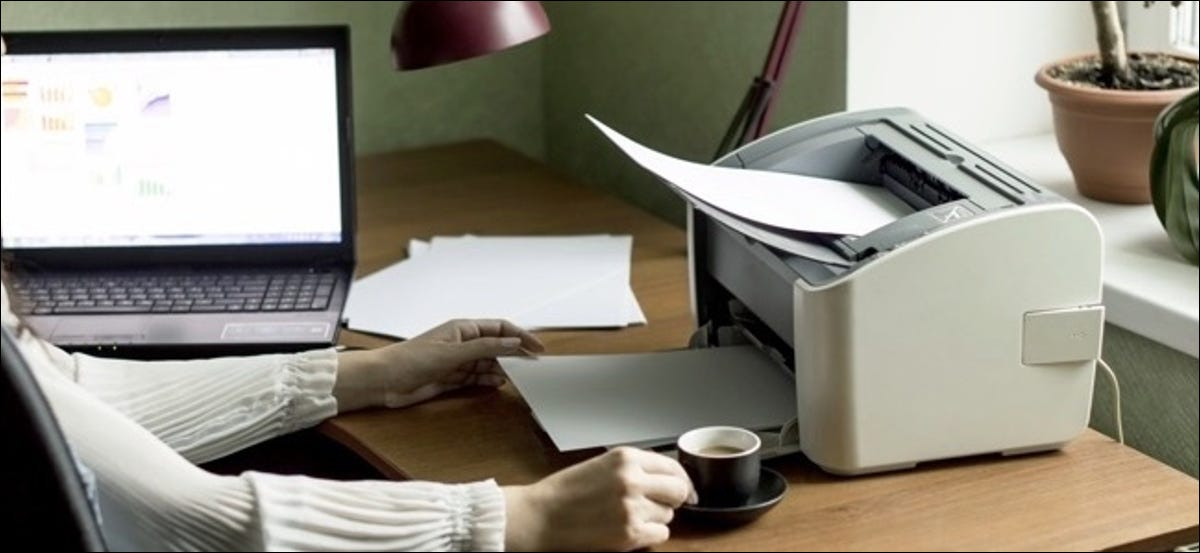Printing Documents From Your Computer To Your Printer