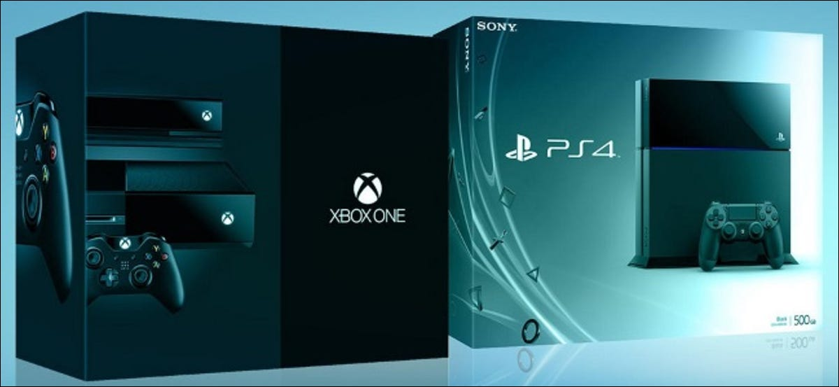 ps4 and xb1