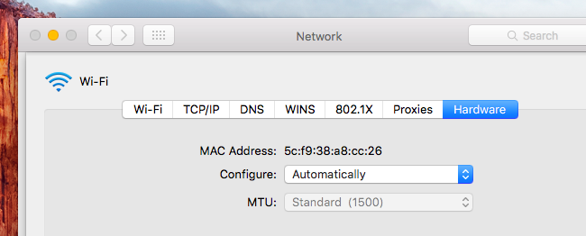 how to find what devices are connected to ip address