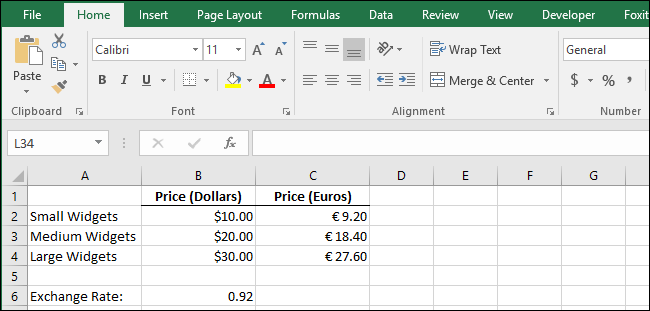 How To Change The Currency Symbol For Certain Cells In Excel - How to do an invoice on excel 99 cent store online