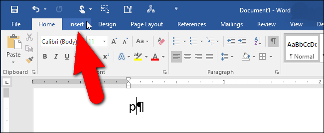 How To Manually Create Compound Characters In Word
