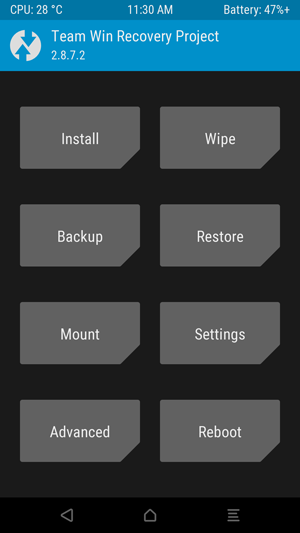 Remove /Bypass Lockscreen With Recovery | Android