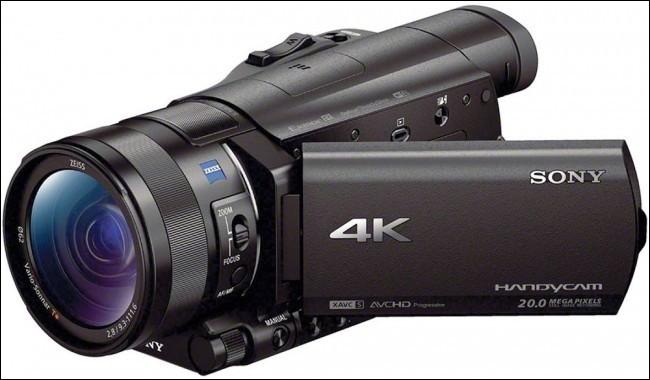 Sony-FDR-AX100a-650x380