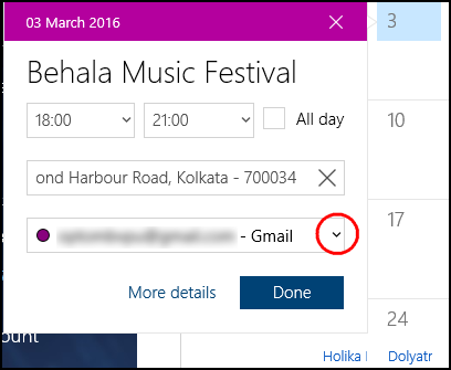 How to Create and Sync Calendar Events in Windows 10 ilicomm Technology Solutions