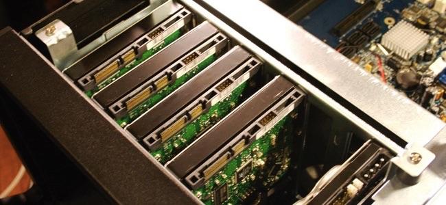 hard drive bay