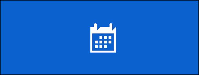 calendar creator windows 10