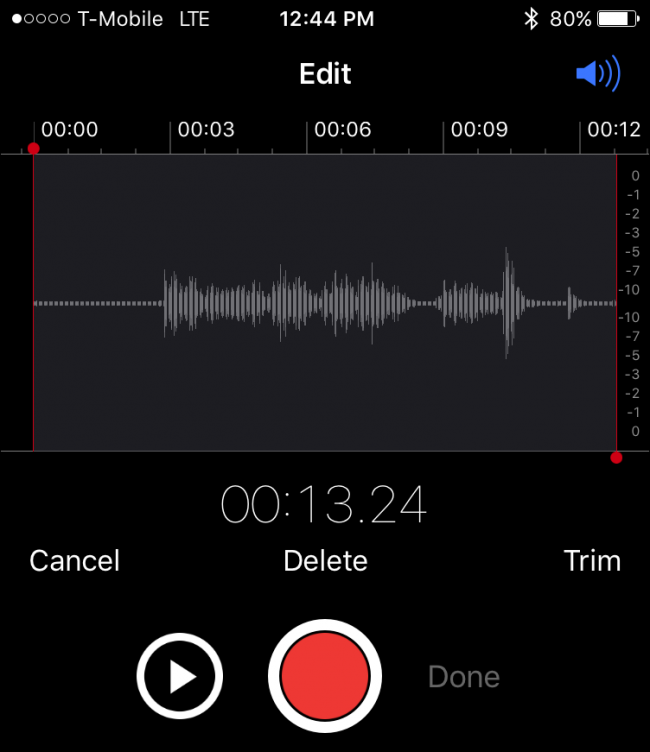 voice memo iphone how to create voice memos on your iphone 4190