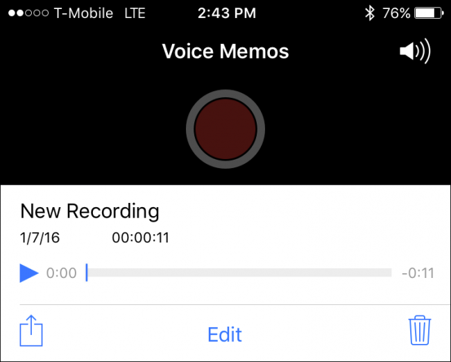 How to Create Voice Memos on Your iPhone