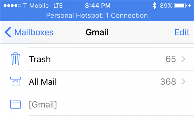 how to delete email account from iphone keep messages