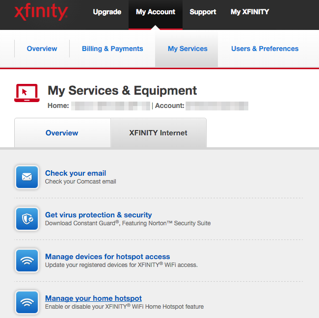 how to set up xfinity wifi modem router