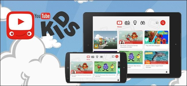 How to Make YouTube Kid-Friendly with the YouTube Kids App