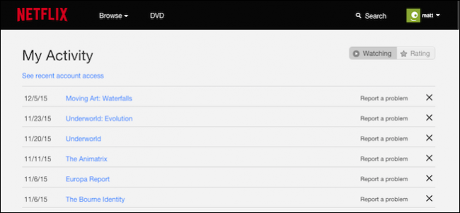 How to Delete Your Netflix Viewing Activity and \u201cContinue Watching\u201d