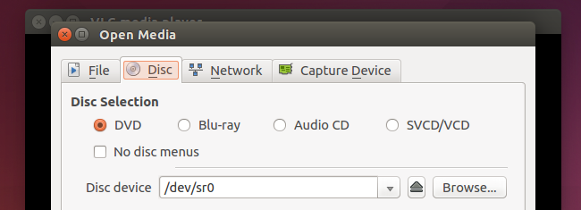 How to Play DVDs and Blu-rays on Linux