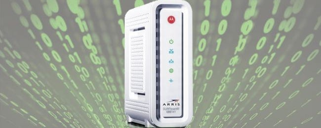 How to Read Your Cable Modem's Diagnostic Page When Something Goes Wrong