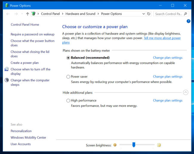 download brightness driver for windows 8.1 hp
