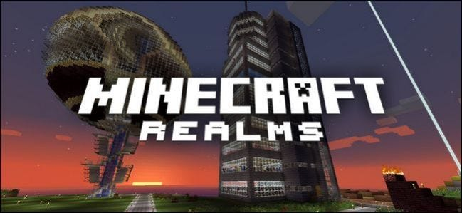 How To Back Up And Restore Your Minecraft Realms Worlds - Minecraft realms server erstellen